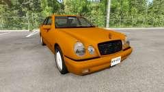 Mercedes-Benz E420 W124 для BeamNG Drive