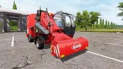Kuhn SPV Confort 12 для Farming Simulator 2017