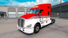 Скин Lexan Transport на тягач Kenworth T680 для American Truck Simulator