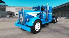 Скин Wanners Trucking на тягач Kenworth 521