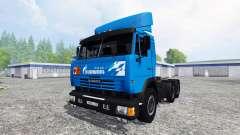 КамАЗ-54115 Газпром нефть v2.0