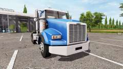 Lizard SX 210 Twinstar Freightliner для Farming Simulator 2017