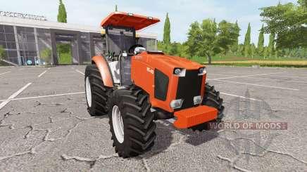 Kubota 9540 для Farming Simulator 2017