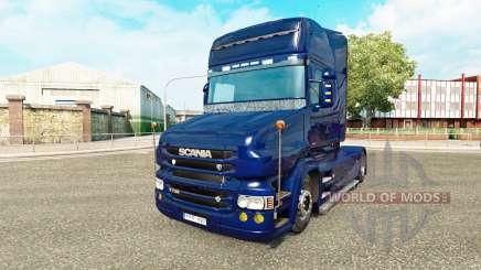 Scania T v1.6 для Euro Truck Simulator 2