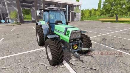 Deutz-Fahr AgroStar 6.21 v1.5 для Farming Simulator 2017