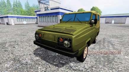 УАЗ-3907 Ягуар для Farming Simulator 2015