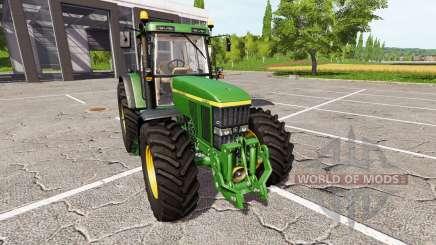 John Deere 7710 для Farming Simulator 2017