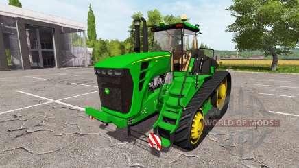 John Deere 9630T v1.0.0.1 для Farming Simulator 2017