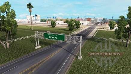 Viva Mexico v2.1.1 для American Truck Simulator