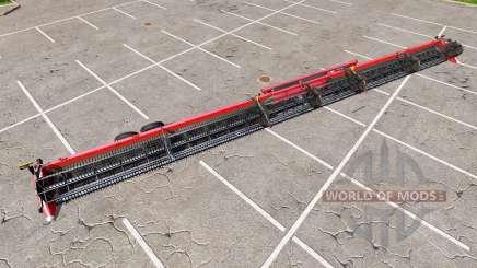 New Holland SuperFlex Draper 45FT huge для Farming Simulator 2017