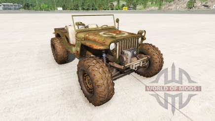 Jeep Hell v0.5 для BeamNG Drive