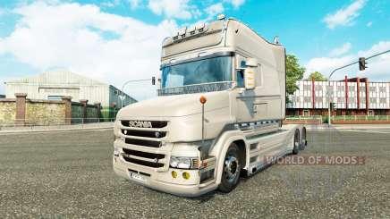 Scania T Longline v1.7 для Euro Truck Simulator 2