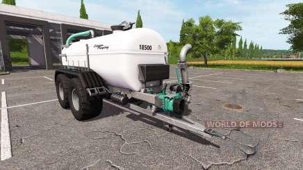 Zunhammer SKE 18.5 PUD titian special для Farming Simulator 2017