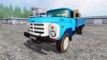 ЗиЛ-133 ГЯ v2.0 для Farming Simulator 2015
