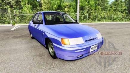 ВАЗ-2110 для BeamNG Drive
