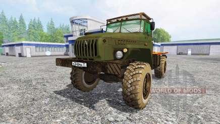 Урал-43206 для Farming Simulator 2015