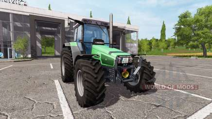 Deutz-Fahr AgroStar 6.38 для Farming Simulator 2017