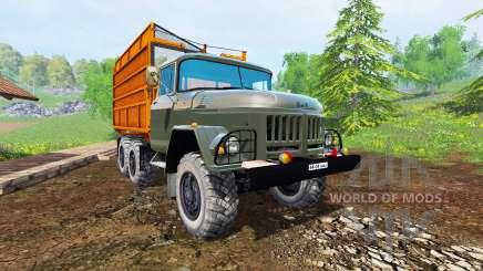 ЗиЛ 131 силос для Farming Simulator 2015