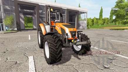 New Holland T4.75 v2.3 для Farming Simulator 2017
