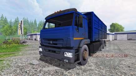 КамАЗ 65117 для Farming Simulator 2015