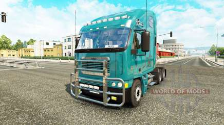 Freightliner Argosy v1.1 для Euro Truck Simulator 2