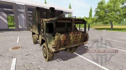 MAN KAT I 4x4 commo для Farming Simulator 2017