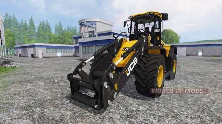 JCB 435S для Farming Simulator 2015