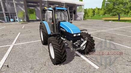New Holland TS115 для Farming Simulator 2017