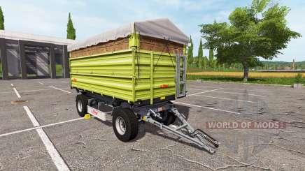 Fliegl DK 180-88 светлый для Farming Simulator 2017
