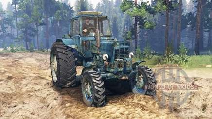 МТЗ-80Л Беларус для Spin Tires