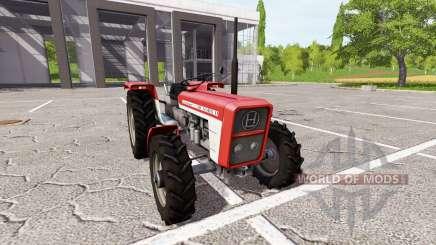 Lindner BF4505A для Farming Simulator 2017