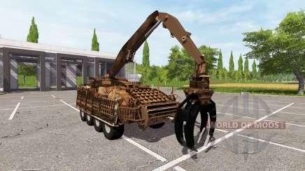 Stryker M1132 для Farming Simulator 2017