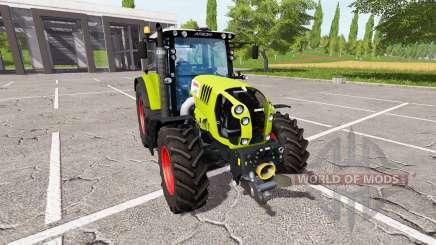 CLAAS Arion 630 v2.0 для Farming Simulator 2017