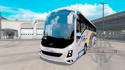 Volvo 9800 для American Truck Simulator