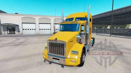 Kenworth T800 2017 для American Truck Simulator