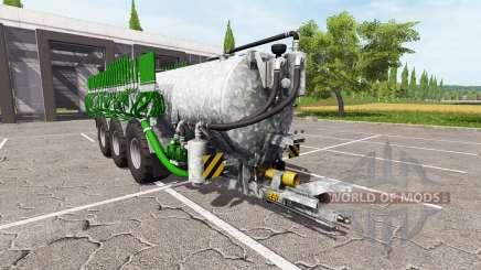 JOSKIN Q-BIGliner для Farming Simulator 2017