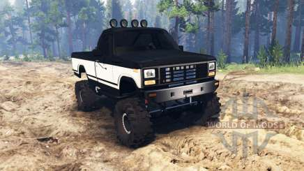Ford F-150 для Spin Tires