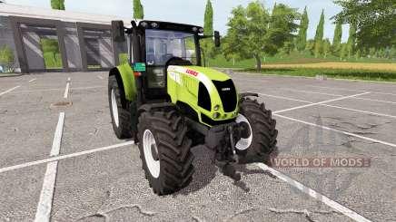 CLAAS Arion 540 для Farming Simulator 2017