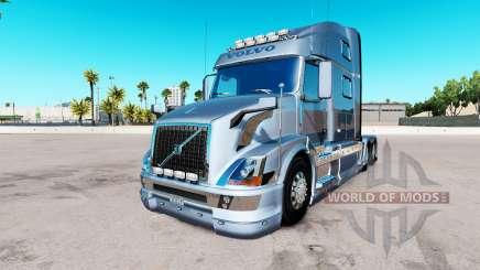Volvo VNL 780 v2.8 для American Truck Simulator