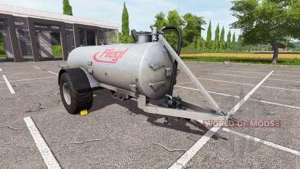 Fliegl VFW 10600 v2.2 для Farming Simulator 2017