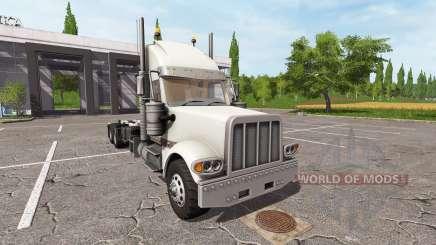Lizard TX 415 Barrelcore HookLift для Farming Simulator 2017