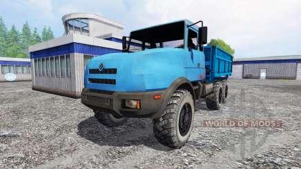 Урал 44202-59 для Farming Simulator 2015