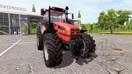 Беларус 1523 v1.0.0.1 для Farming Simulator 2017