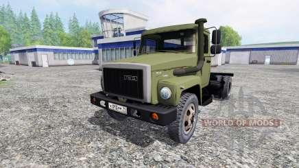 ГАЗ 33098 модульный для Farming Simulator 2015