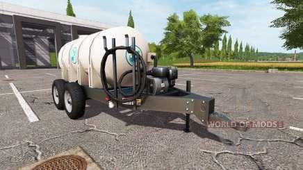Lizard Fertilizer для Farming Simulator 2017