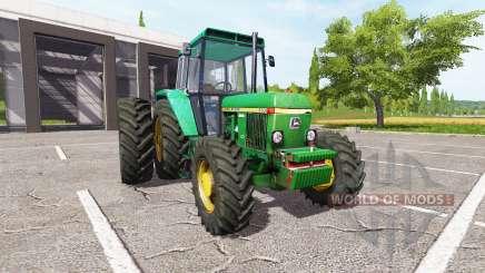 John Deere 3030 v1.1 для Farming Simulator 2017