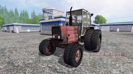 ЮМЗ-6КМ Болотник для Farming Simulator 2015