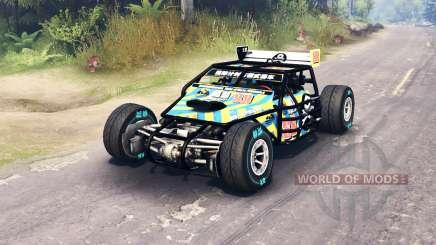 Lagoon Car для Spin Tires