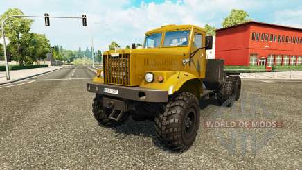 КрАЗ-255 для Euro Truck Simulator 2