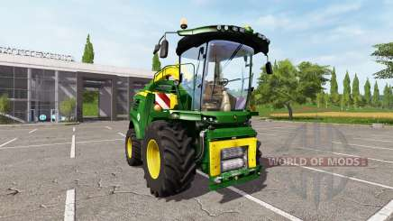 John Deere 8300i для Farming Simulator 2017